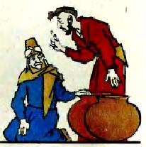 Лак І Пак (таджицька казка)