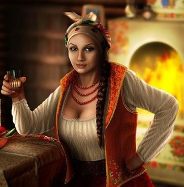 Ледача жінка (українська народна казка)