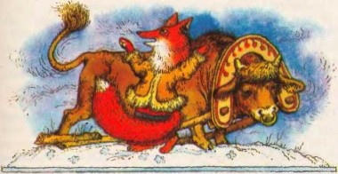 Лисичка-сестричка, заєць, вовк і ведмідь (білоруська казка)