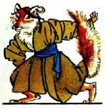 Лукавий лис (таджицька казка)
