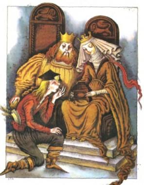 Лікар-всезнайко (фінська казка)
