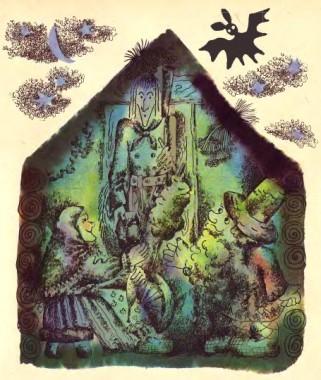 Лісовики (естонська казка)