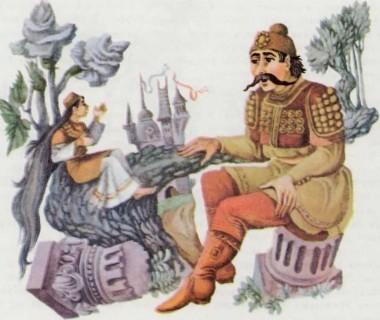Мала віла (боснійська казка)
