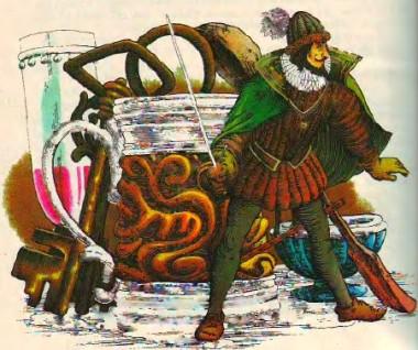 Мармурова брила (іспанська казка)