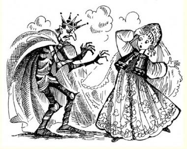 Мар'я Морівна (російська казка)