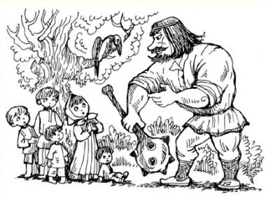 Микита Кожум'яка (російська казка)
