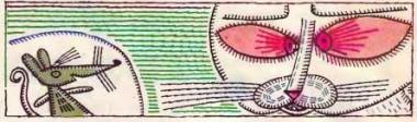 Миша хатня й польова (грузинська казка)
