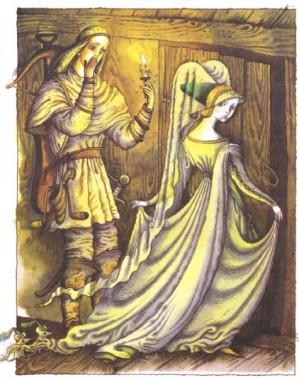 Мишка-наречена (фінська казка)
