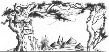 Молоде і старе капокіє (африканська казка)