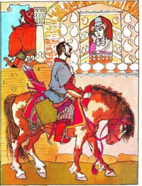 Мудра дівчина (киргизька казка)