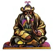 Мудрий дідусь (бурятська казка)