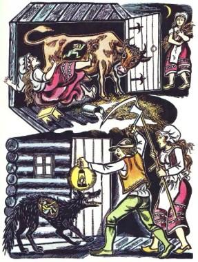 Мізинчик (німецька казка)