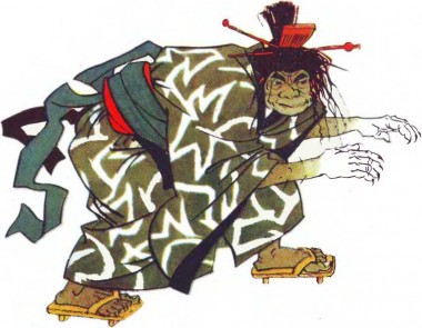 Небесний ланцюг (японська казка)