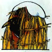 Неслухняний горобець (таджицька казка)
