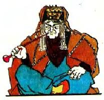 Падишах і ковалівна (таджицька казка)