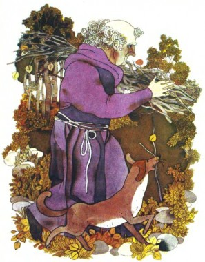 Паламаревий собака (французька казка)