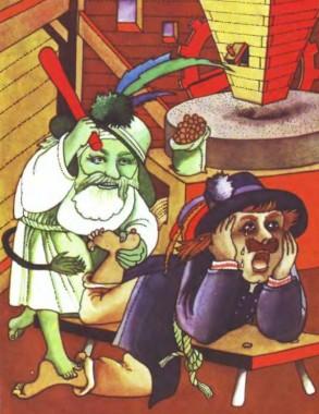 Пан і водяник (чеська казка)
