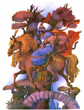 Пасербиця (турецька казка)