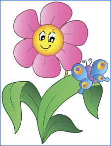 Пелюстка і квітка (В. Сухомлинський)
