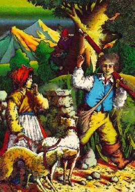 Перікіто й Марікіта (іспанська казка)
