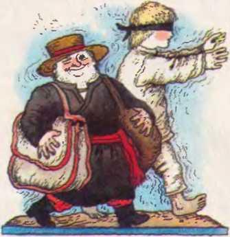 Правда і Кривда (білоруська казка)