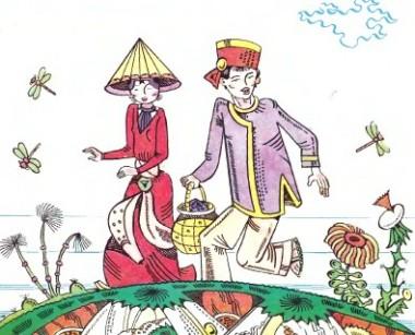 Прийомна дочка тигра (в'єтнамська казка)