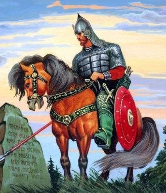 Про Богатиря Буха Копитовича (українська народна казка)