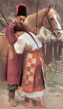 Про Марусю – козацьку дочку (українська народна казка)