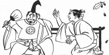 Про вельможу, що був охочий до балачок (японська казка)