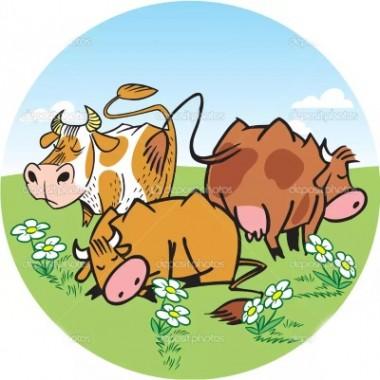 Про десять корів (українська народна казка)