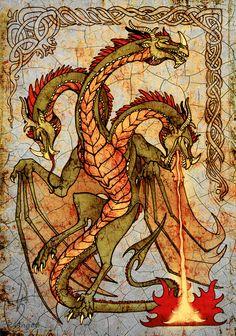Про дідову і бабину дочку та змія (українська народна казка)