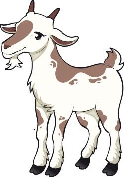 Про льоху-козу (українська народна казка)