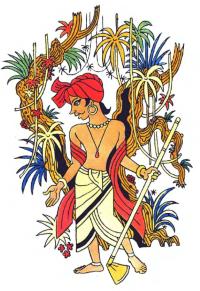 Про що співає соловейко (індійська казка)