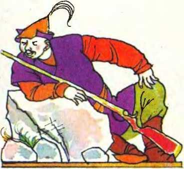 Пташина суперечка (киргизька казка)
