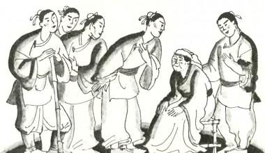 П'ятеро братів Лю (китайська казка)
