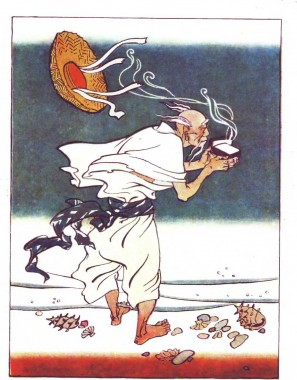 Рибалка Урасіма Таро (японська казка)
