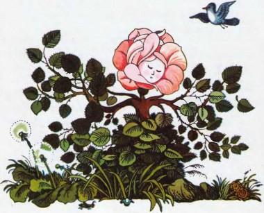 Рожа і Янко (угорська казка)