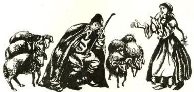Розумна невістка (болгарська казка)