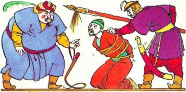 Розумний селянин (киргизька казка)