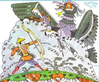 Рок і Сет (в'єтнамська казка)