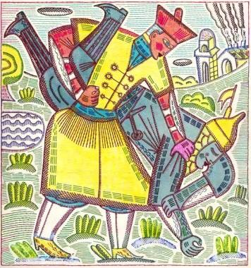 Ростом (грузинська казка)