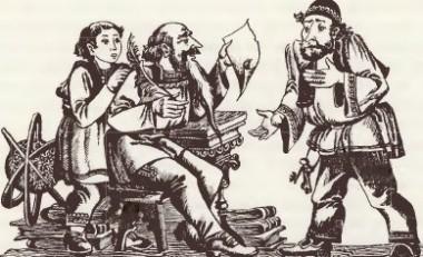 Руда борода (герцеговінська казка)