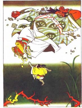 Сандалії – скороходи (японська казка)