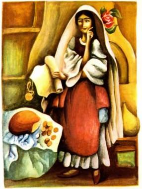 Сват і кмітлива дівчина (болгарська казка)