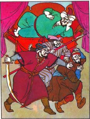 Селянин та хан (киргизька казка)