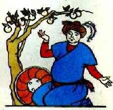Семеро братів і сестра (таджицька казка)