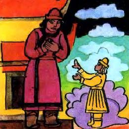Син Алтин-Кана (алтайська казка)
