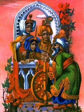 Син падишаха (турецька казка)