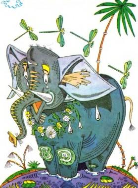 Слонова Кістка (в'єтнамська казка)
