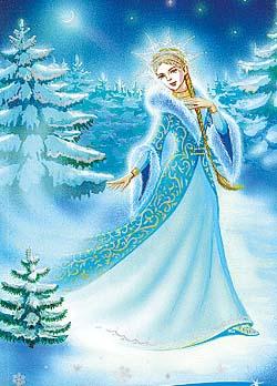 Снігуронька (Наталя Забіла)